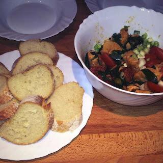 Sherry, Chorizo & Chicken Salad