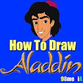 How To Draw Aladdin