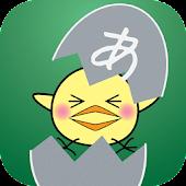 KanaEggs: Hiragana & Katakana