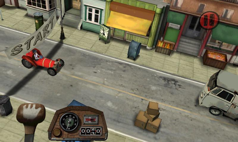 Ace Box Race - screenshot