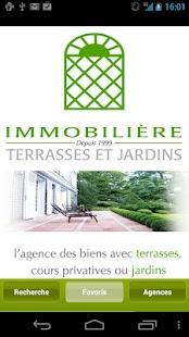Terrasses et Jardins- screenshot thumbnail
