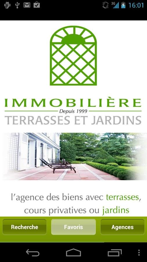 Terrasses et Jardins- screenshot