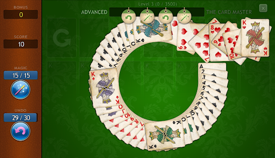 Solitaire Magic- screenshot thumbnail