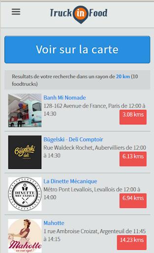 玩免費生活APP|下載TruckinFood Food Trucks France app不用錢|硬是要APP