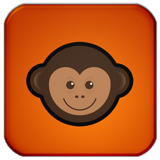 Monkey And The Fingers Banana 冒險 App LOGO-硬是要APP