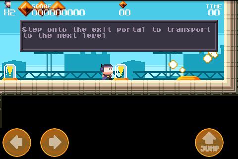 Meganoid FREE screenshot #6