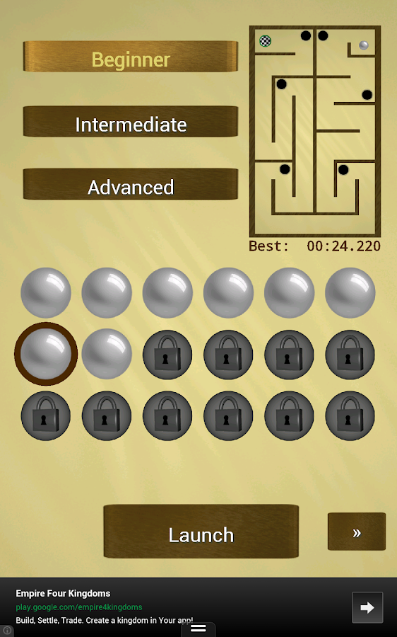 Labyrinth Maze Master Free- screenshot