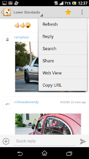 Tapatalk 4 - Community Reader - screenshot thumbnail