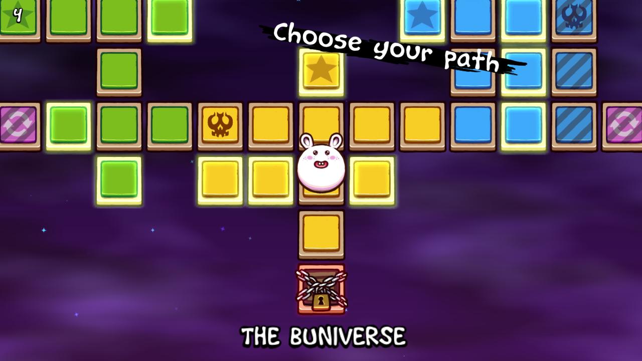 Bunibon 2 Demo screenshot #1