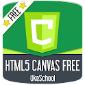 HTML5 Canvas Free Tutorial icon
