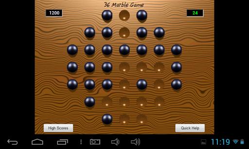 免費下載棋類遊戲APP|Marble Solitaire app開箱文|APP開箱王
