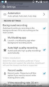 AutoGuard Dash Cam - Blackbox v5.3.3952 Pro