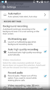 AutoGuard Dash Cam - Blackbox- screenshot thumbnail