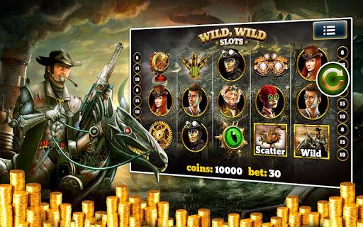 Wild Slots:Casino Game Pokies