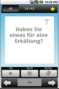 Phrase: Learn German- screenshot thumbnail