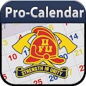 Pro-Calendar™ UFUA Shift Calen