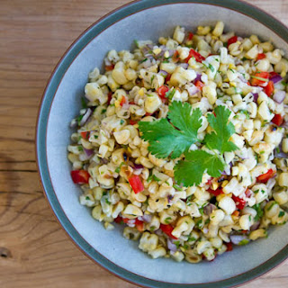 Fire Roasted Corn Recipes.