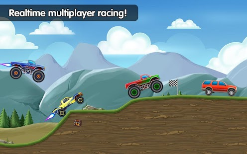 Race Day - Multiplayer Racing - screenshot thumbnail