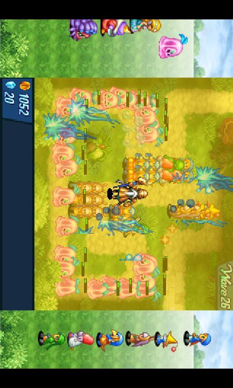 Crystal Defenders screenshot #5
