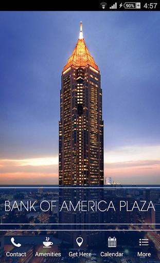Bank of America Plaza-Atlanta