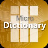 Micro Dictionary - LCC