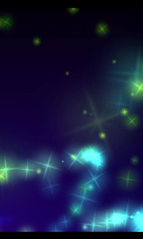 Wisp Glitter Free- screenshot