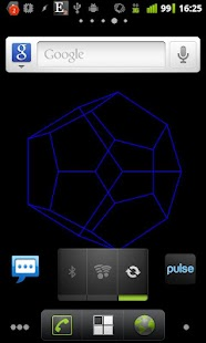 Geometric Shape Live Wallpaper- screenshot thumbnail