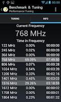Screenshot of Benchmark & Tuning (Full)