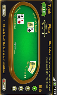 BlackJack - screenshot thumbnail