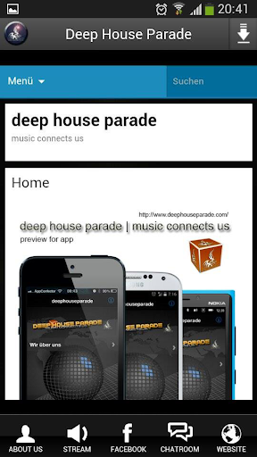 deep house parade