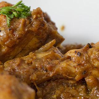Indian Pepper Chicken