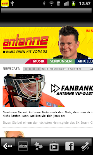 Antenne Steiermark - screenshot thumbnail