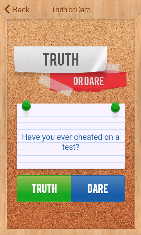 Truth or Dare - Android Apps on Google Play