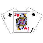 Magic 3 Card Monte icon