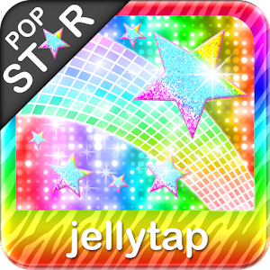 ★ Pop Star Rainbow Zebra SMS ★ for Android