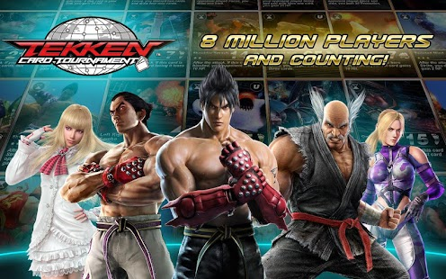 Tekken Card Tournament (CCG) - screenshot thumbnail
