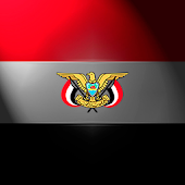 Yemen Flag Live Wallpaper