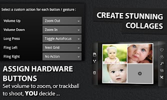 Screenshot of Camera ZOOM FX Picture Frames