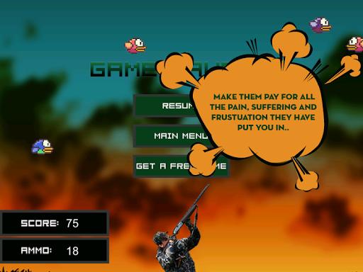 玩冒險App|飛んでいる鳥の復讐免費|APP試玩