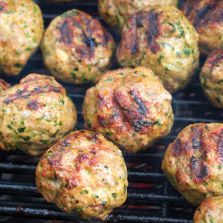 Pepper Monkey Lamb Meatballs