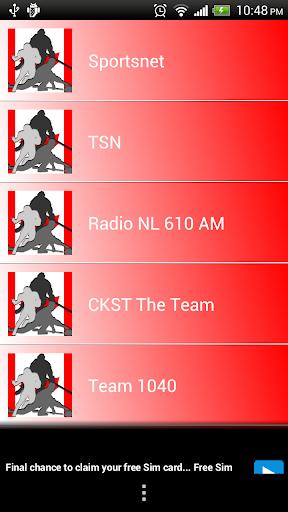 Canadian Sports Radio