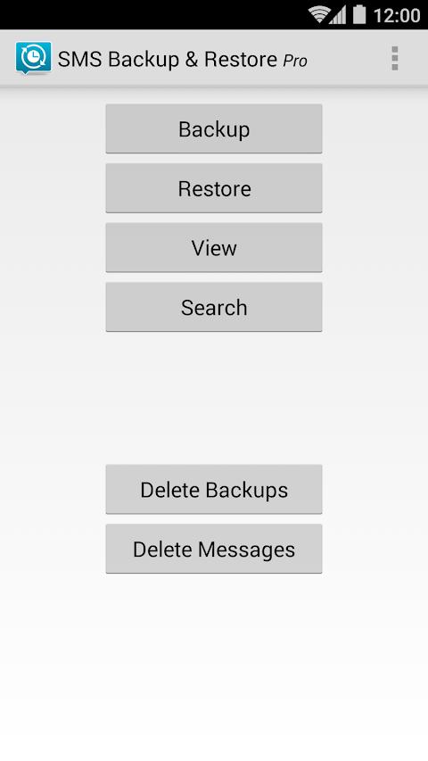 SMS Backup & Restore Pro 7.21 APK