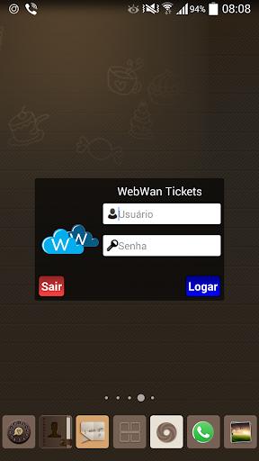 WebWan Tickets