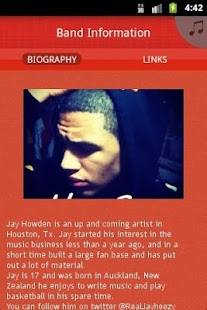 Jay Howden - screenshot thumbnail