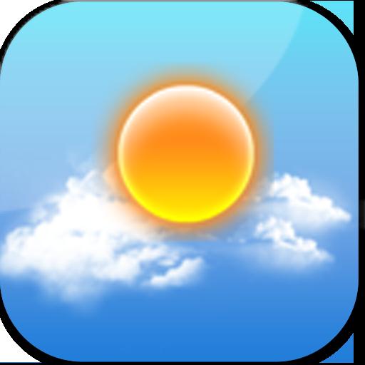 簡潔天氣 天氣 App LOGO-APP試玩