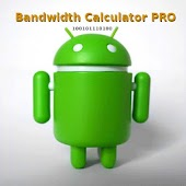 Bandwidth Calculator PRO