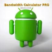 Bandwidth Calculator PRO