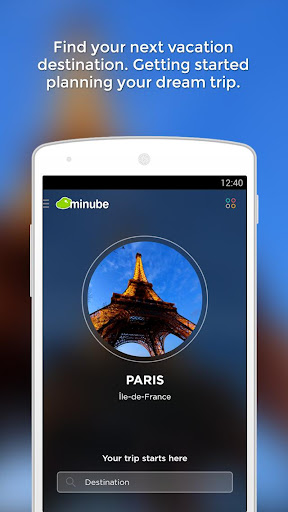 minube: travel planner guide