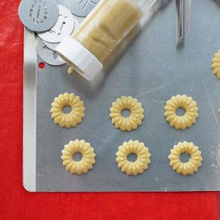 Spritz Butter Cookies.