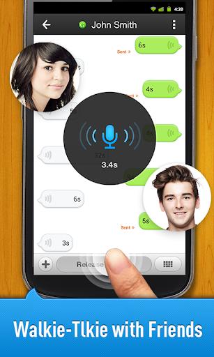 Free Calls & Text by Mo+ Screenshot